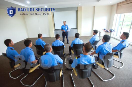Công ty dịch vụ bảo vệ Uy Tín