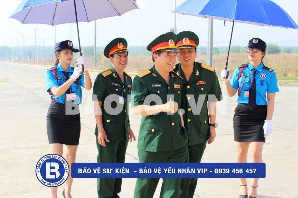 Bảo vệ VIP - Yếu Nhân - Ca Sĩ - Khách Mời